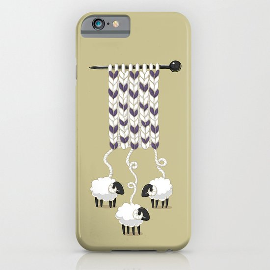 Wool Scarf iPhone & iPod Case