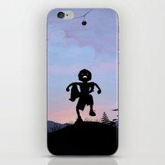 Hulk Kid iPhone & iPod Skin
