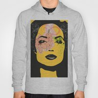 Mysterious Woman 1 Hoody
