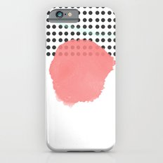 polka dot Slim Case iPhone 6s