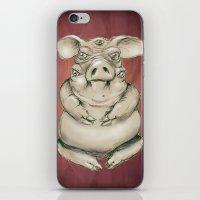 Piggy iPhone & iPod Skin