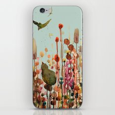 learning to fly iPhone & iPod Skin