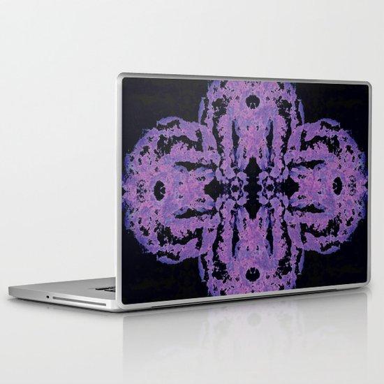 Untitled Pattern 01 Laptop & iPad Skin