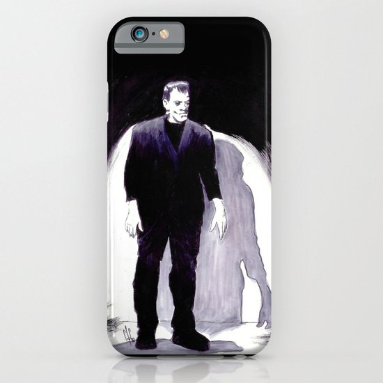 Science's Monster Terror iPhone & iPod Case