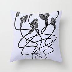 7Seeds Throw Pillow