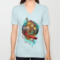 Deep Sea Diver Unisex V-Neck