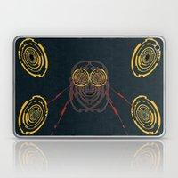 Mad Space Laptop & iPad Skin