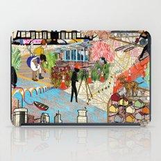 Urban Sightings Collage iPad Case