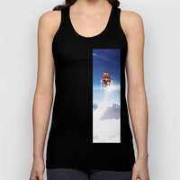 Super Bears - ACTION! the Invincible One Unisex Tank Top