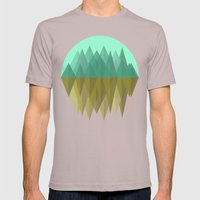 Rocks Rock Mens Fitted Tee Cinder SMALL