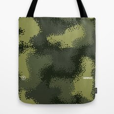MPat Camouflage Pattern Tote Bag