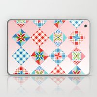 Country Days Patchwork O… Laptop & iPad Skin