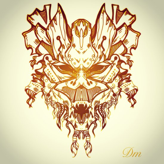 Tribal Mask Art Print