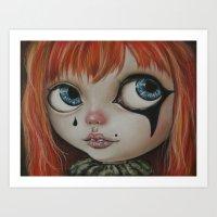 Circus  Art Print