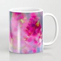 Spring floral paint 1 Mug