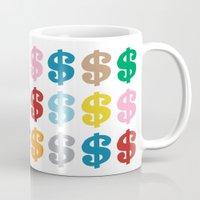 Colourful Money 48 Mug