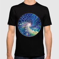 Into the Void Mens Fitted Tee Black SMALL