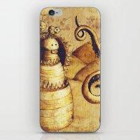 Brusuillis iPhone & iPod Skin