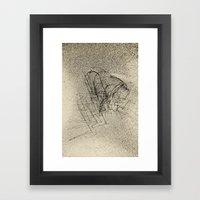 Shapes Framed Art Print