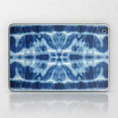 Tie Dye Blues Twos Laptop & iPad Skin