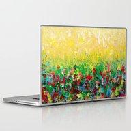 NATURE'S LIVING ROOM - G… Laptop & iPad Skin