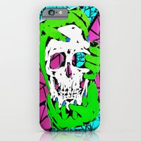 iPhone & iPod Case featuring Death Grip #2 by Kelsey Crenshaw