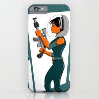 Spacewoman iPhone 6 Slim Case