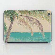 Coco Palm in the Beach  iPad Case