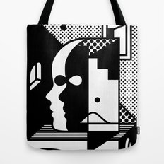 Stairs To The Attic Tote Bag