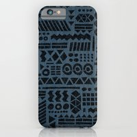 iPhone & iPod Case featuring Northwoods Twilight. by Nick Nelson