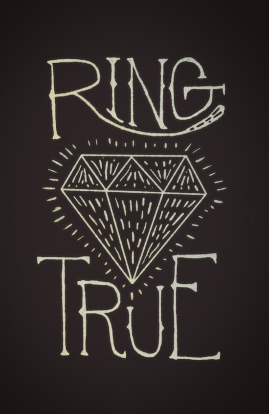 Ring True Art Print