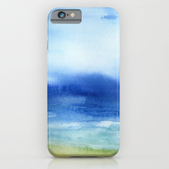 The Sea Is My Church iPhone & iPod Case