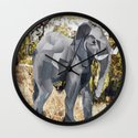 Elephant! Wall Clock