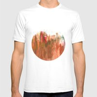 Summer Dreamin' Mens Fitted Tee White SMALL