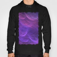 Pink And Purple Soft Wav… Hoody