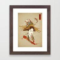 Nihonsei Framed Art Print