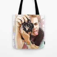 The SoulSnatcher Tote Bag