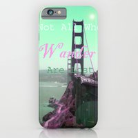 iPhone & iPod Case featuring Wander by Suzanne Kurilla