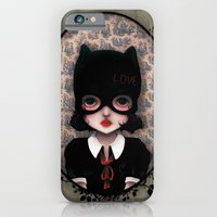 iPhone & iPod Case featuring Coleslaw my love by Ludovic Jacqz