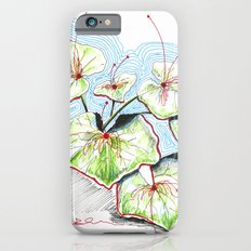 Plenty of Plants Slim Case iPhone 6s