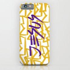 Jesus King Slim Case iPhone 6s