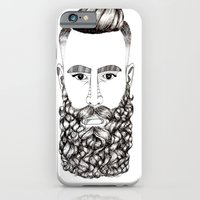 what a beautiful beard iPhone 6 Slim Case