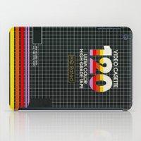 VHS (1) - Random Memories iPad Case