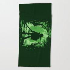 LINK - Legend of Zelda Beach Towel