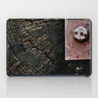 Wooden Energy iPad Case