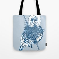 killer beard brah! Tote Bag