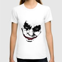 joker T-shirts featuring Joker by hyrenee