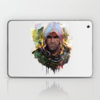 Witchers Creed Laptop & iPad Skin