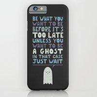 iPhone & iPod Case featuring Motivational Speaker by Teo Zirinis