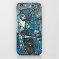 iPhone & iPod Case featuring exiled archangels by meme